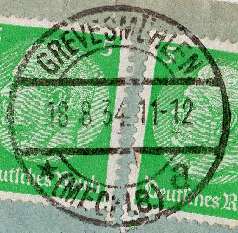 RPD Schwerin 1934 - 1945 1934-016