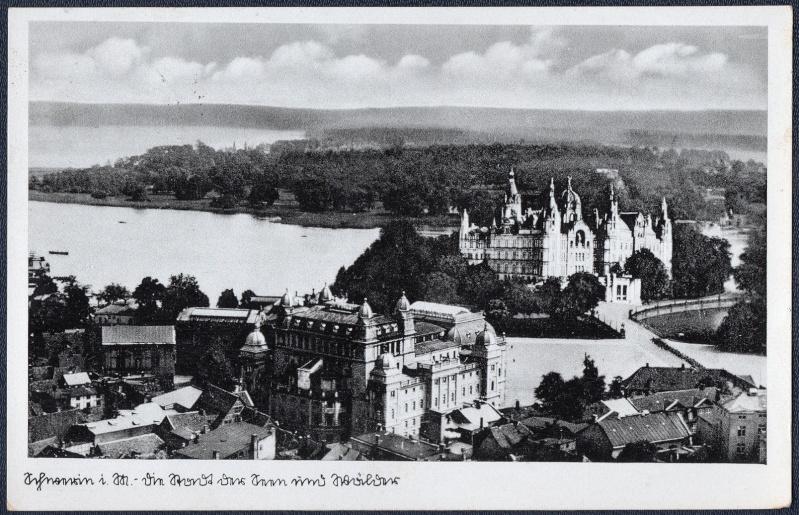 Mecklenburg und Pommern auf Ansichtskarten 1940-010