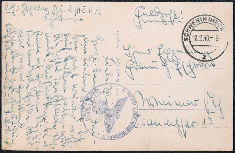 Mecklenburg und Pommern auf Ansichtskarten 1940-011