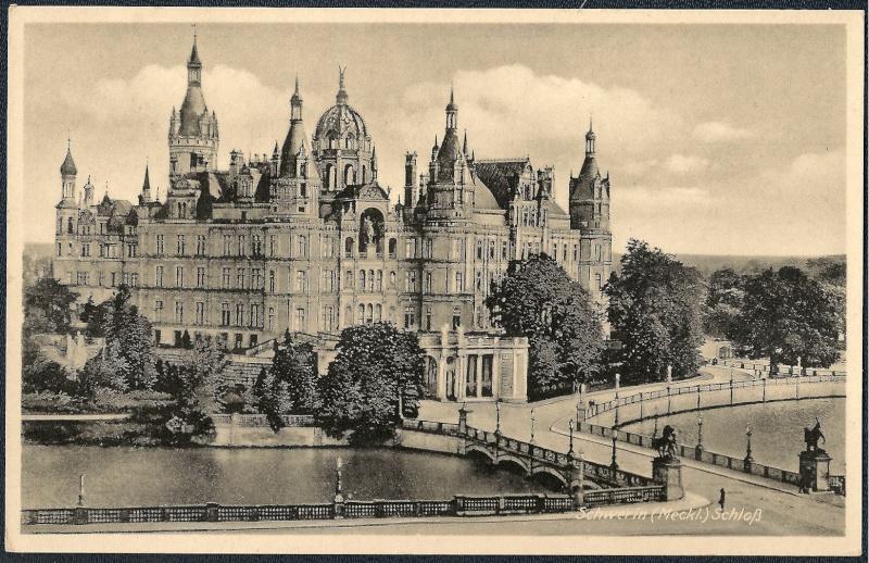 Mecklenburg und Pommern auf Ansichtskarten 1940-017