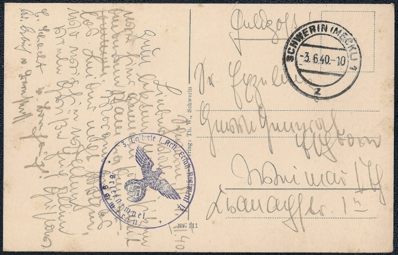 Mecklenburg und Pommern auf Ansichtskarten 1940-018