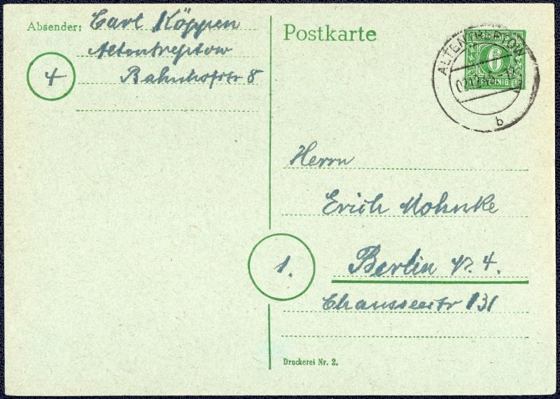 OPD Schwerin 1945 - 1952 (Teil 2) - Seite 3 1945-112