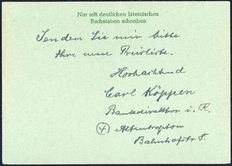OPD Schwerin 1945 - 1952 (Teil 2) - Seite 3 1945-113
