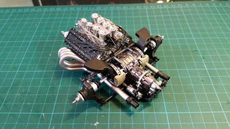 tamiya - Tamiya 1/12 Tyrrell P34 static model build 20150620