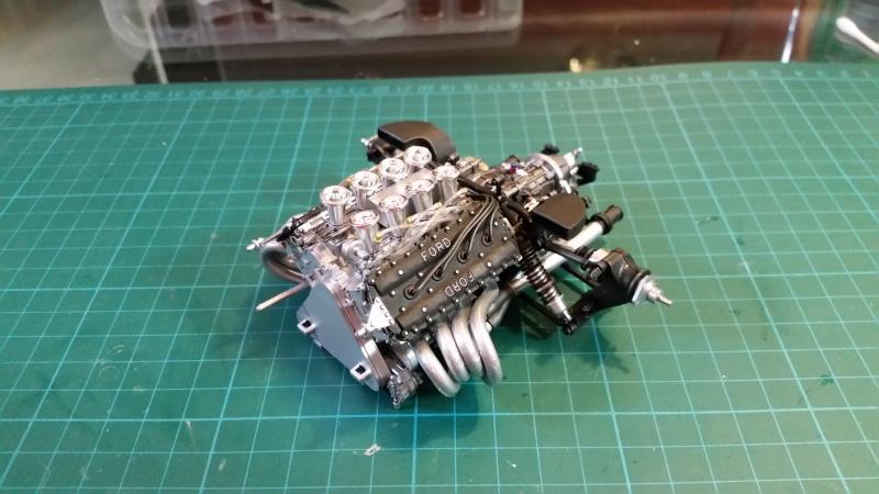 tamiya - Tamiya 1/12 Tyrrell P34 static model build 20150621