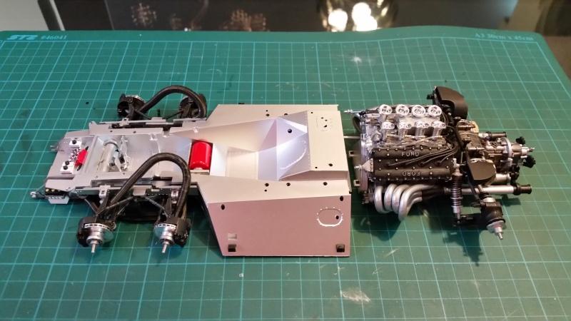 tamiya - Tamiya 1/12 Tyrrell P34 static model build 20150714