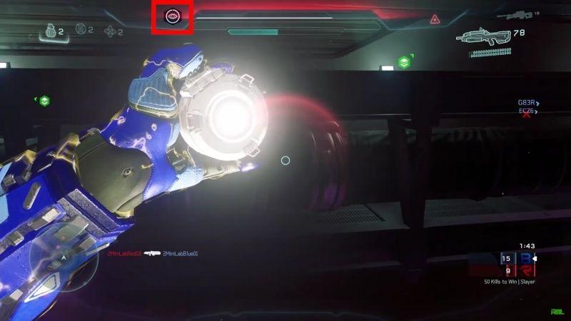 Multijoueur de Halo 5: Guardians (IA/Kills/Halo 5/Team/Overshield/Ordonnance/UNSC Infinity/Rumble Pit/Vaisseau/Multijoueur/Jeux de guerre/En ligne/Live/Multiplayer/Matchmaking/Arène/Arena/Multi/MLG/Online/War Games/Joueurs/Frags/Kills) Captur13