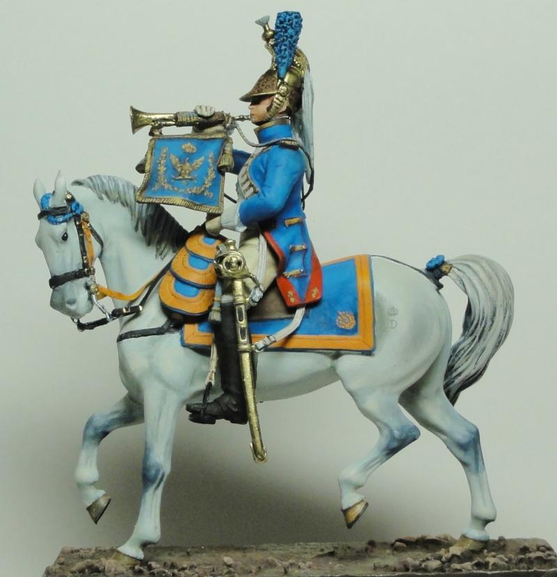 Vitrine de MarcM, trompette de chasseurs à cheval italiens - Page 5 Dsc06110