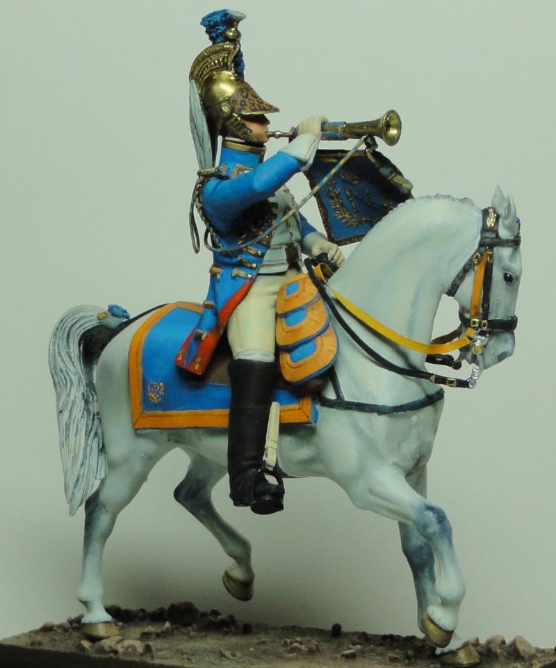 Vitrine de MarcM, trompette de chasseurs à cheval italiens - Page 5 Dsc06112