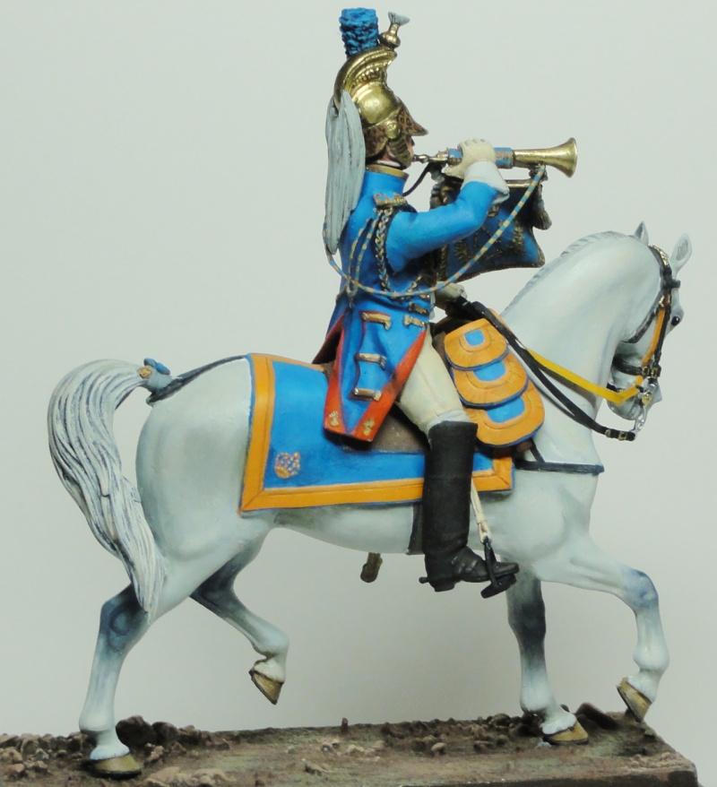 Vitrine de MarcM, trompette de chasseurs à cheval italiens - Page 5 Dsc06113