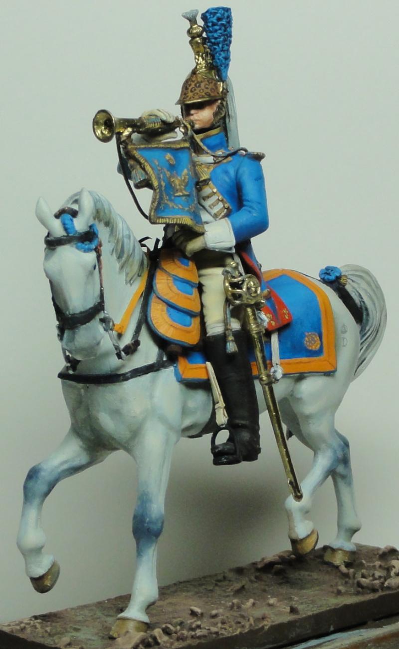 Vitrine de MarcM, trompette de chasseurs à cheval italiens - Page 5 Dsc06114