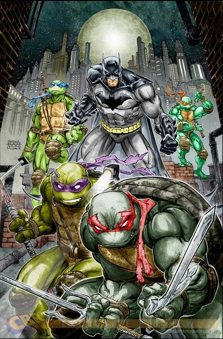 """Teenage Mutant Ninja Turtles"" -> Topic generaliste - Page 5 Batman10"