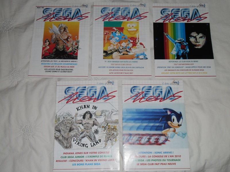 "Magazine ""Sega News"" Sam_0622"