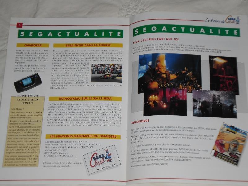 """Magazine """"Sega News"""" Sam_0713"""
