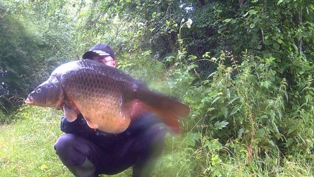Ma dernière pêche B10