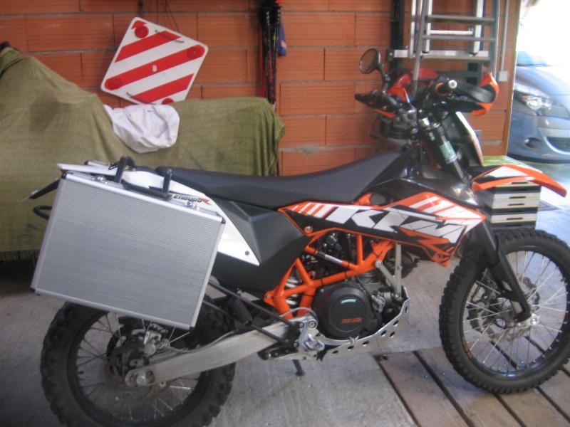Valise pour KTM 690 Enduro R by YaYa Img_1712
