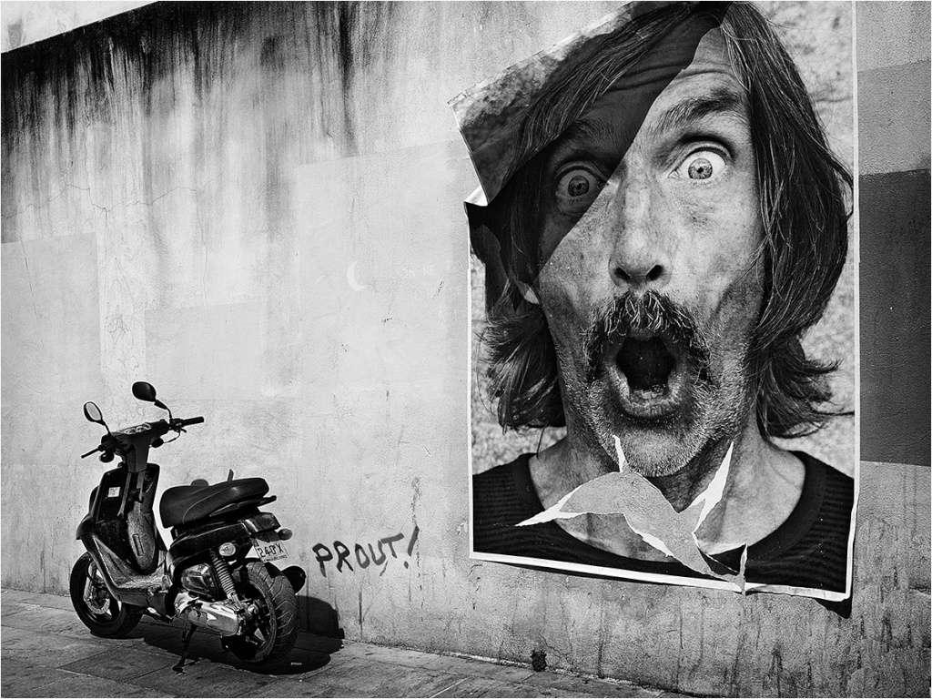 """  Photo de la photo de rue..."" _6120610"