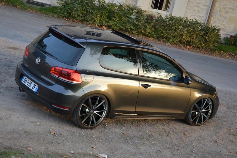 golf 6 gtd dsg  gris carbone 3 portes  jantes 19 etrier peint pg9 Golf_g10