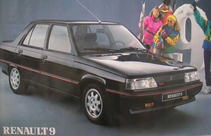 Les 30 ans de la Renault 9 TURBO _57_310