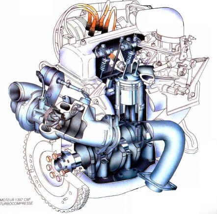 Les 30 ans de la Renault 9 TURBO Cleon010