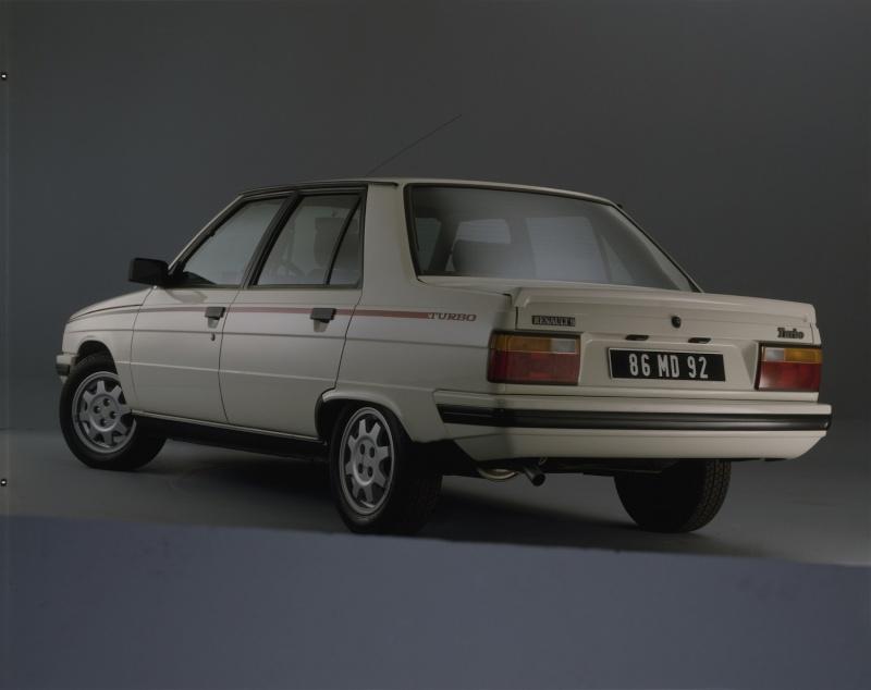Renault 9 Turbo et Renault 11 Turbo Renaul10