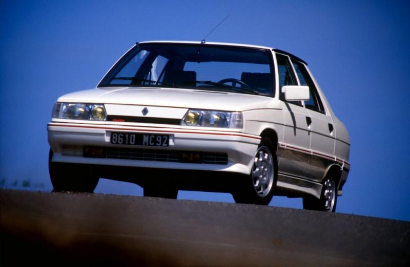 Les 30 ans de la Renault 9 TURBO Renaul11
