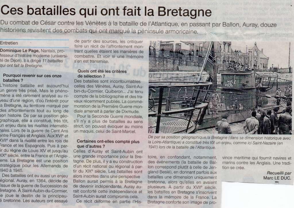 [Histoire et histoires] Les Anglais gagnent la bataille de l'Atlantique à Saint Nazaire Batail10