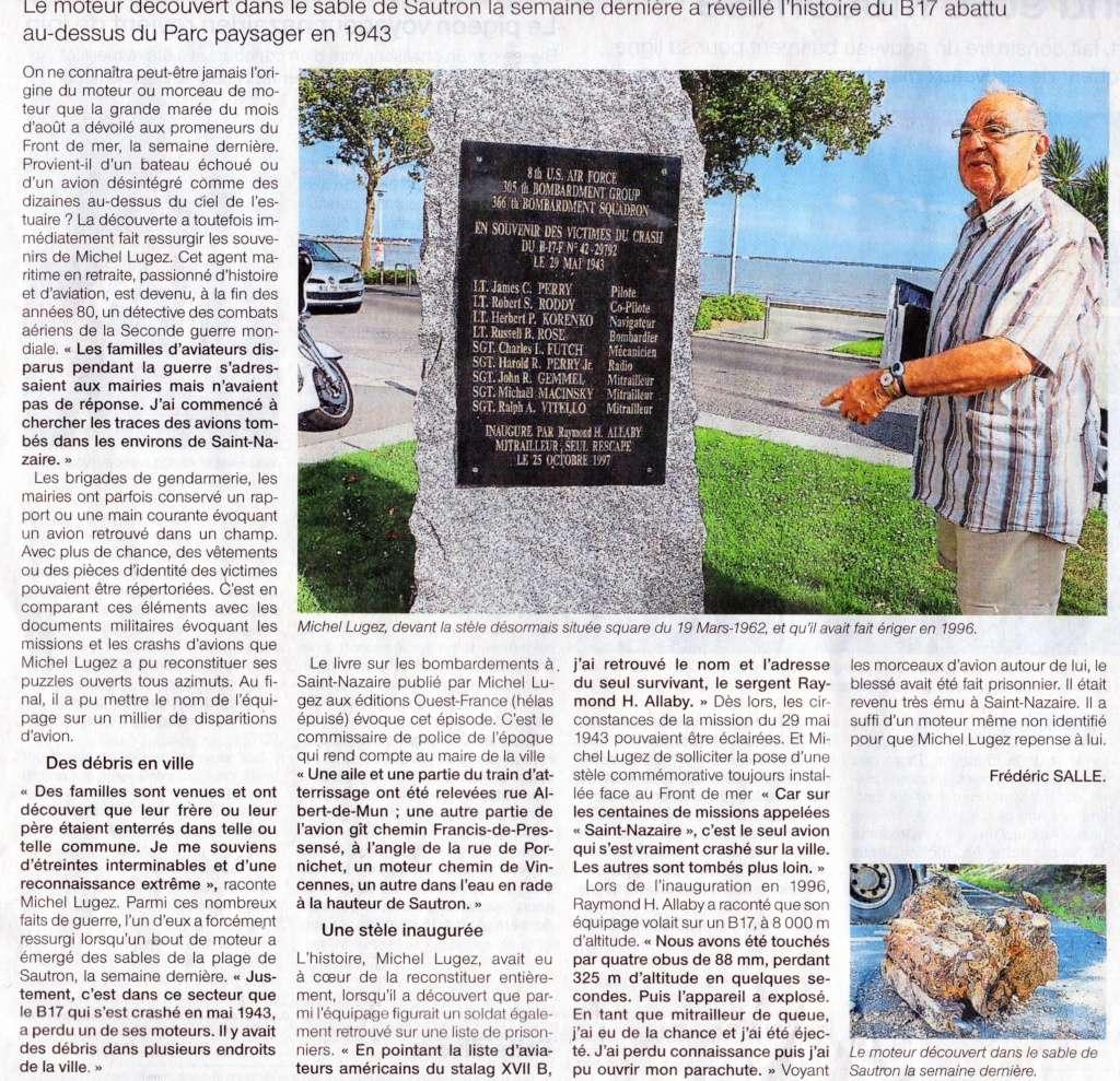 [Histoire et histoires] Les Anglais gagnent la bataille de l'Atlantique à Saint Nazaire - Page 2 Batail16
