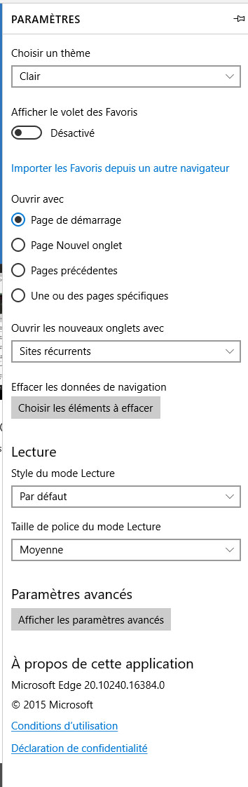 [Topic Unique] Informations sur Windows 10 / automne 2015 - Page 4 Edge10