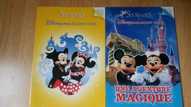 [Livre] Nouvelle édition de Disneyland Paris Souvenirs Livres10