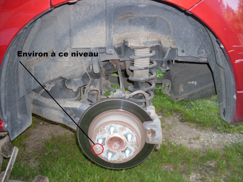 Tuto : réglage frein à main  Sdc16410