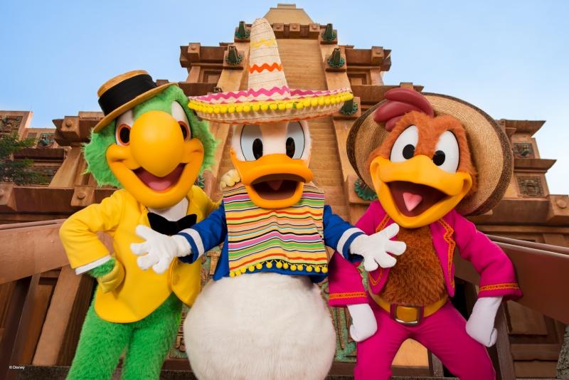 Disneymoon : Walt disney world & Disney cruise line mai 2015  - Page 2 Epcot_11