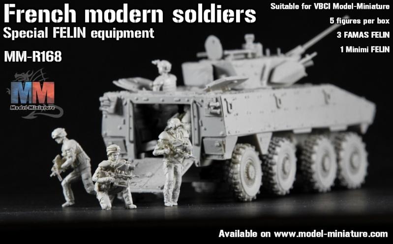 Figurines FELIN, kit AMX-30 FORAD et son DVD Image114