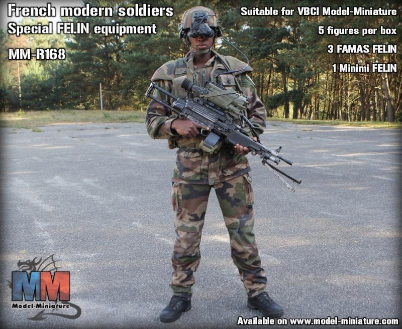 Figurines FELIN, kit AMX-30 FORAD et son DVD Image115