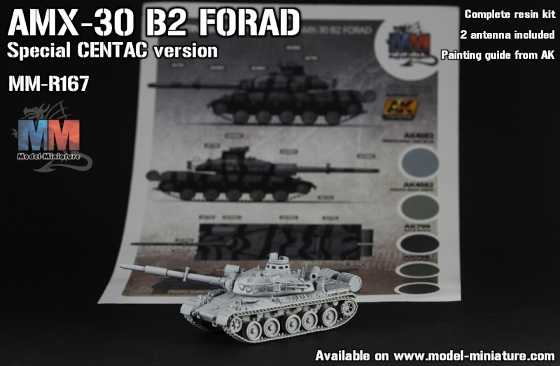 Figurines FELIN, kit AMX-30 FORAD et son DVD Image311