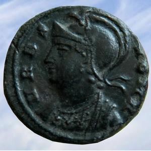 Nummus à la louve Roma 1111