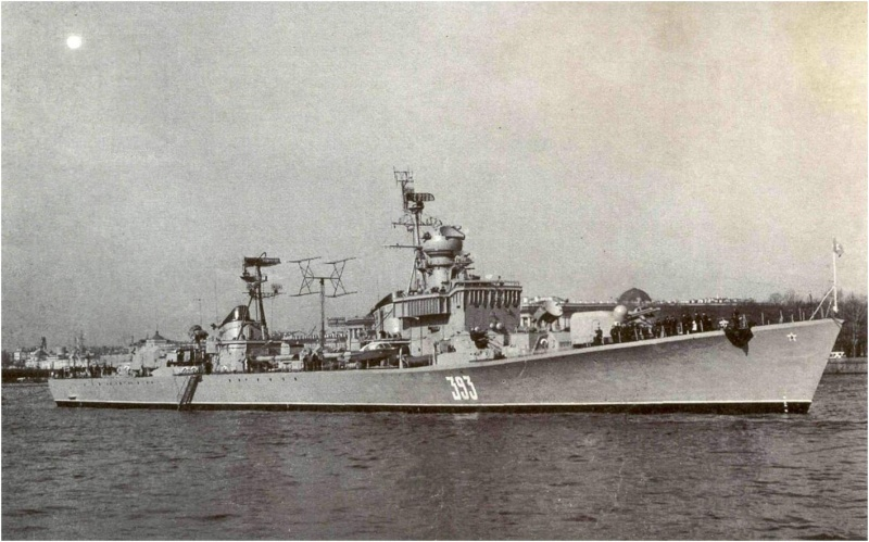 Destroyers russes/Soviétiques  1973_711