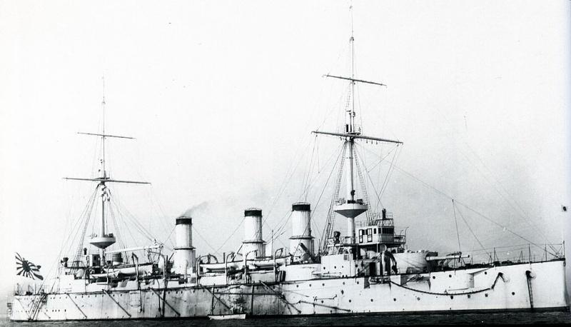 Croiseurs japonais - Page 2 Adzuma11