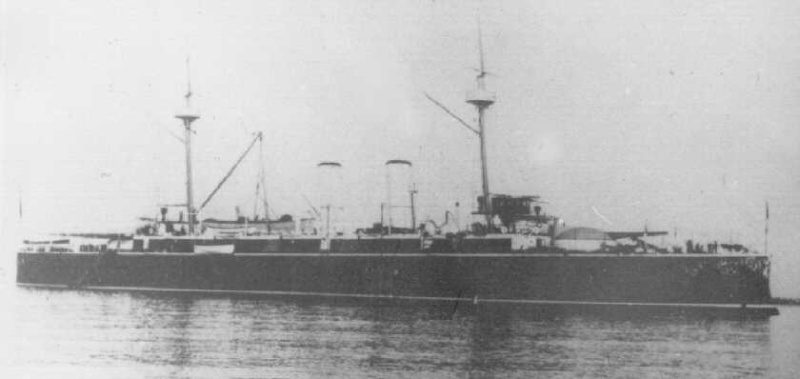 Croiseurs espagnols Almira10