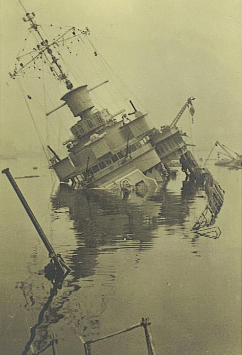 Les torpilleurs français Mamelu12