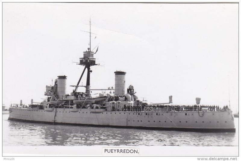 Marine argentine Pueyrr10