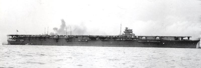 Porte-avions japonais Shokak10