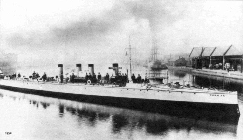 Destroyers russes/Soviétiques  Sokol110