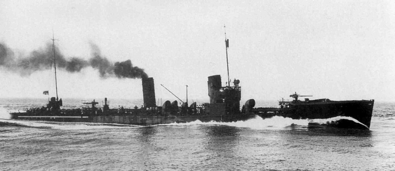 Destroyers allemands V4310