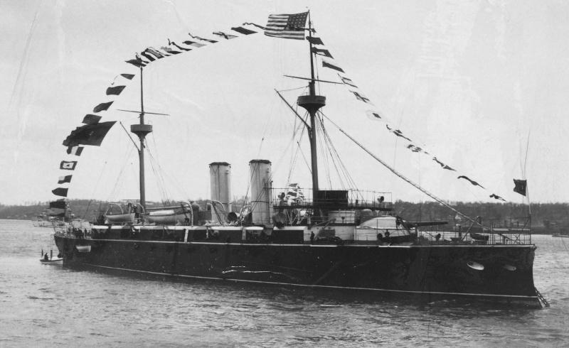 Croiseurs espagnols Vizcay10