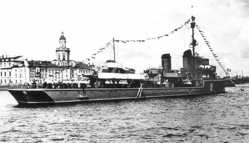 Destroyers allemands Z33_1911