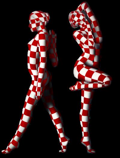 Défi / Femmes à carreaux Clocyb13