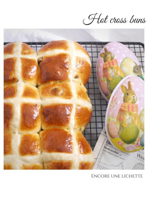 Hot cross buns Hot-cr10