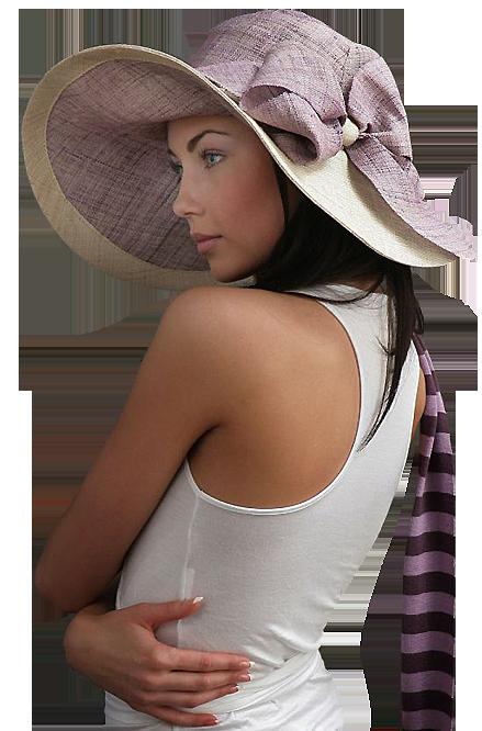 Défi du 27-28 Octobre / Femme au chapeau Mp23se11