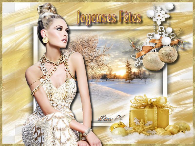 Défi du 14 Décembre / Cadeau Noël or Sans_285